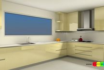You Won't Believe How Cool Corona Kitchen's 3D Ad Looks And Other Kitchen 3D Model