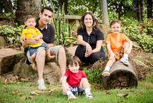 Idéias para Ensaio Familia / Idéias para um ensaio familiar