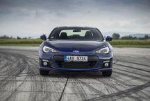 Subaru BRZ 2015 / Nová modř!:)