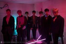 MONSTA X / MEMBERS : KIHYUN | Wonho | Jooheon | MINHYUK | I.M. | Hyungwon
