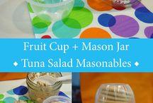 Recipes- mason jars