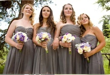 Wedding-Bridesmaids / by Carly Messersmith