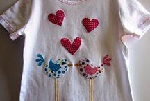 camisetad patchwork / by amada