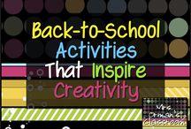 teaching: back-to-school