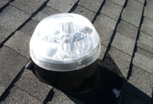 Skylights Solatubes and ALL things Natural Light / by ANR Roofing