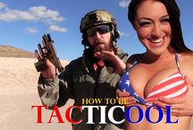 """All Things Tactical / Dedicated to all things tactical -- anything that is being sold as """"tactical"""" as well as the """"tacticool"""" people who use them"""