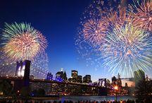 NEW YORK : INDEPENDANCE DAY