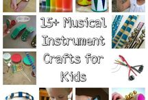 Musical instruments diy