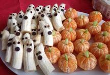 Pomysły na halloweenowe smakołyki