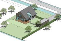 schuurwoning / passiefhuis / barn building / schuurwoning / passiefhuis / barn building