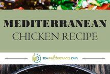 Mediterránean food