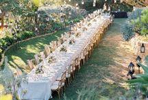 Elegant Greenery Wedding