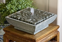 Indoor Accents / by Garden-Fountains.com