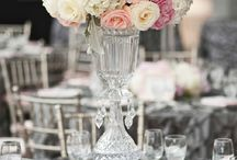 Tall Centerpieces for Weddings and Events