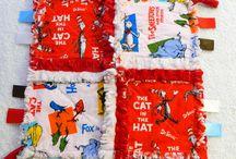 Inspiration--Dr. Seuss Fabrics