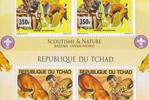 New Stamps Issues | No.332 / TCHAD 2013 Code: TCH13103a-TCH13108c