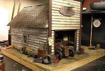 Automotive miniatures