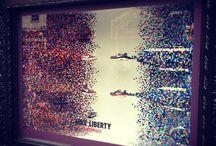 visual merchandising & store display