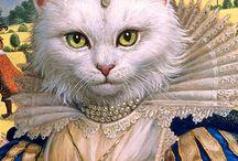 Коты царственные