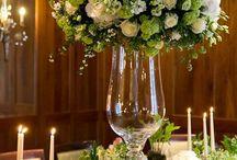 Inspiration | Wedding Flower Arrangements