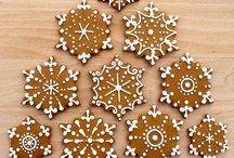 Christmas Gingerbread ideas! / Lots of fun ideas on what to make with gingerbread this Christmas.