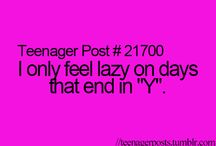 Teenager Posts