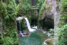 Canyon et Cascades