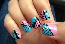 sandra orozco / Decoracion de uñas