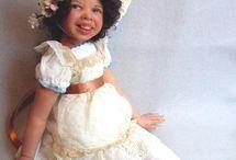 Grandma Blackwood/Aunt Janie's dolls / by momfromnh