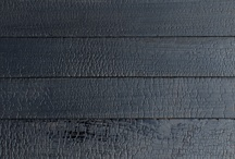 CHARRED Collection - shou sugi ban burnt wood cladding / reSAWN TIMBER co.'s CHARRED contemporary wood cladding burnt in the Japanese tradition of shou-sugi-ban  SPECIES: ACCOYA, KEBONY, WESTERN RED CEDAR, CYPRESS, RECLAIMED HEMLOCK, WHITE OAK, RED OAK, BLACK WALNUT