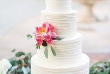 Wedding Cakes (ideas)