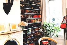 Closet // Wardrobe / Einrichtungsideen etc.