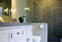Bathroom reno / by Kristen Campbell