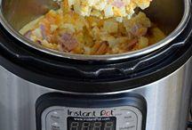 instant pot/slowcooker breakfast