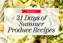 Summertime Produce