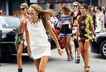 Street style / Street style / by Xeana Fashion