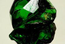 Minerals for jewelry / Prachtige edelstenen