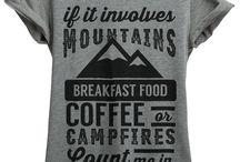 Clothes tshirts