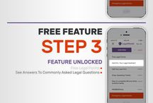 How To Unlock Free & Premium Features On The LegalShield App Infographic / Do you know How To Unlock The Free & Premium Features on the LegalShield App? Learn the 5 Easy Steps in this FREE Infographic. The App provides Solutions for Unforeseen Legal Life Events and Covered Legal Emergencies proactively!!!