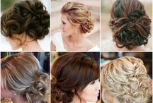 Wedding Hairstyles / MODwedding believes a woman's hair is a symbol of her personality, strength, beauty so it should be no different on her wedding day. From elegant updo's to beach waves, find inspiration from these beautiful wedding hairstyles for your big day.