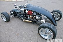 Cool cars and bikes