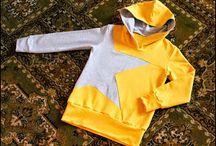hoodie mit Stern
