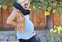Maternity Style / Fun and effortless fashion inspiration for all the mommies to be.