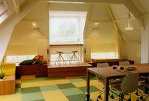 Mishmash office design / interiordesign and art by Mishmash. www.mishmash.nl