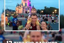 Family Trips + Travel with Kids / Places to go with family, Travel with young kids, Disney and beyond