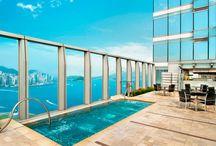 Los hoteles de Hong Kong: puro lujo asiático