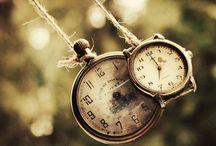Часы. Время. Hours, time / …Всё здесь временно.  Временны даже напасти.. (Л. Миллер)