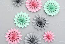 Dibujos y Origami