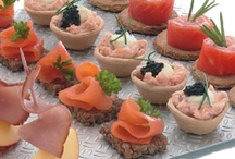 Amuses & Canapes