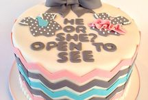 Gender reveal party / by Jessica Allen